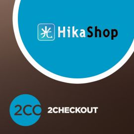 2Checkout Inline for Hikashop