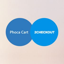 2Checkout Inline for Phoca Cart