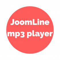 JoomLine mp3 player