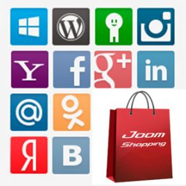 Slogin for JoomShopping