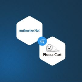 Authorize.Net Phoca Cart