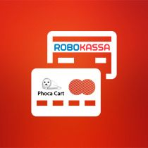 Robokassa for Phoca Cart